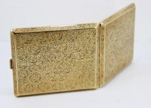 Zlatá tabatěrka bazar